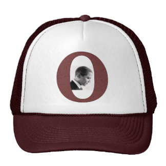 Obama O Mesh Hats