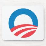Obama O Mouse Mat