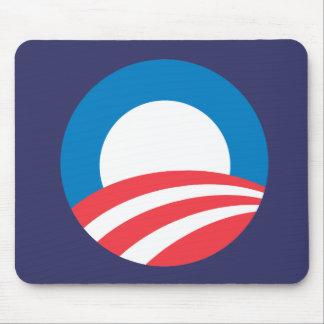 Obama O Mouse Pad