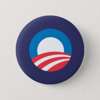 Obama O Pinback Button