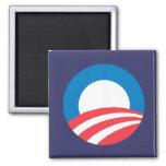 Obama O Refrigerator Magnets