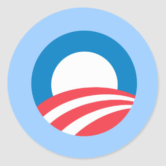 Obama O Stickers
