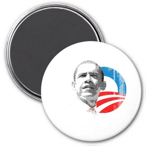 Obama O Vintage.png llano Imanes