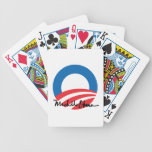 OBAMA O WITH MICHELLE OBAMA AUTOGRAPH -.png Deck Of Cards