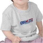 Obama Obamateer 2012 Gear T Shirt