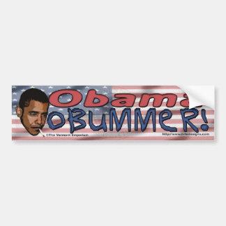 Obama OBummer Bumper Stickers