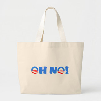 Obama Oh No! Tote Bags
