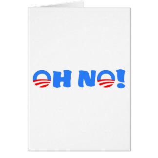 ¡Obama oh no! Tarjetón