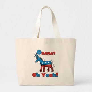 Obama oh sí bolsas