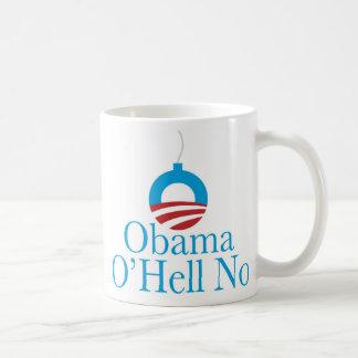Obama O'Hell No Mug