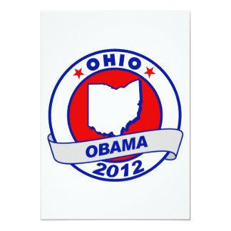Obama - ohio card