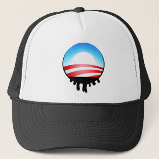 Obama Oil Spill BP Trucker Hat