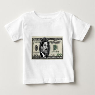 Obama on $100 bill baby T-Shirt