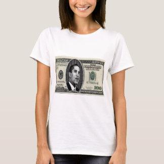 Obama on $100 bill T-Shirt
