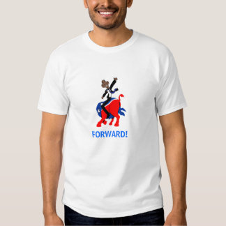 Obama on a Donkey T-shirt