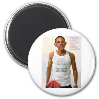 Obama One More Chance 2 Inch Round Magnet