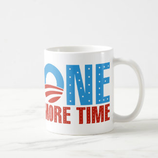 Obama: One More Time Coffee Mug