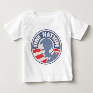 obama-one-nation-T Baby T-Shirt