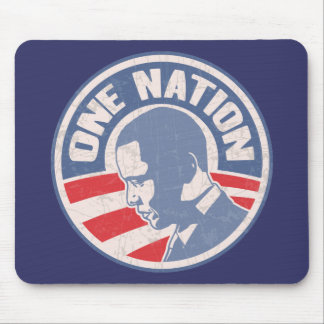 obama-one-nation-T Mouse Pads