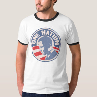 obama-one-nation-T Tee Shirt