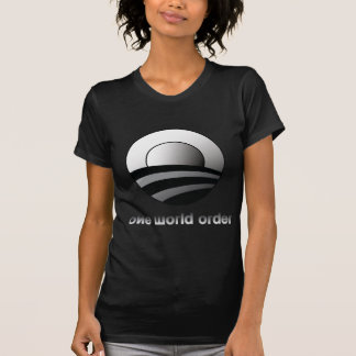 Obama One World Order T-Shirt