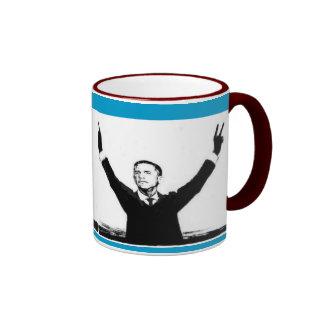 Obama or McCain Victory Mug