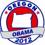 Obama - Oregon Escultura Fotografica