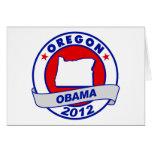 Obama - Oregon Felicitacion
