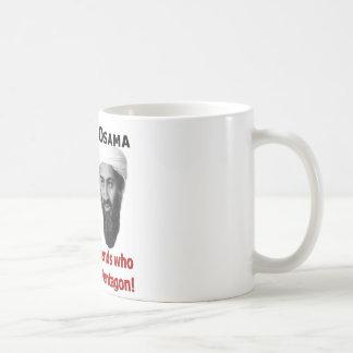 Obama & Osama Mug