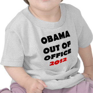 Obama Out of Office 2012.png Shirt