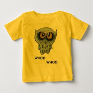 Obama Owl Baby Shirt