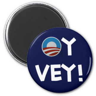 obama oy vey magnets