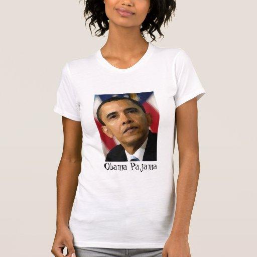 Obama Pajama Shirt