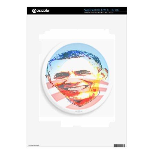 Obama para América iPad 3 Pegatinas Skins