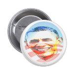 Obama para América Pins