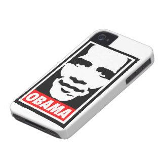 Obama para el presidente Case-Mate iPhone 4 carcasa