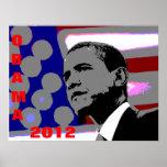 Obama para el presidente impresiones