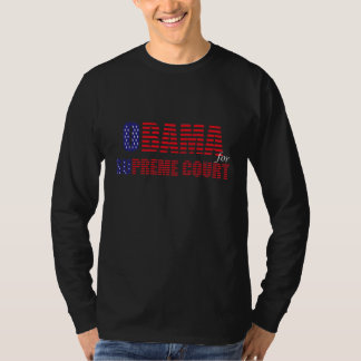 Obama para el Tribunal Supremo Playera