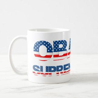Obama para la taza de café del Tribunal Supremo