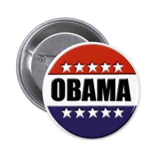 Obama para presidente Button Pin Redondo 5 Cm