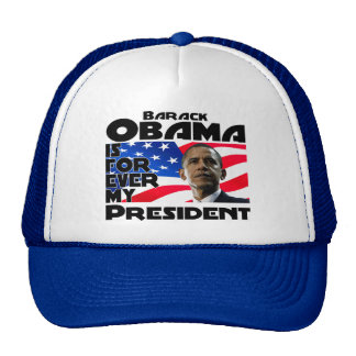 Obama para siempre gorro