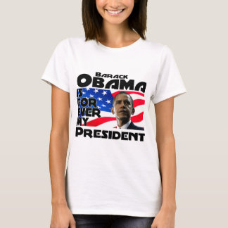 Obama para siempre playera