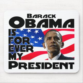 Obama para siempre alfombrilla de raton