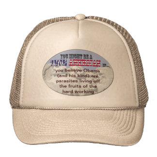 obama parasites trucker hats