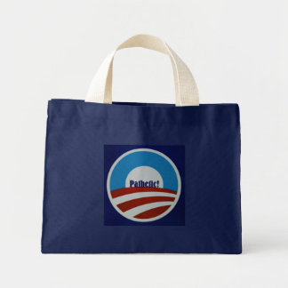 Obama Pathetic - bags