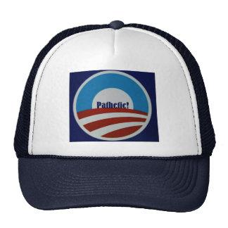 Obama Pathetic- hats