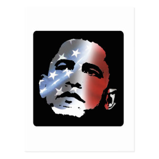 Obama Patriot Postcard