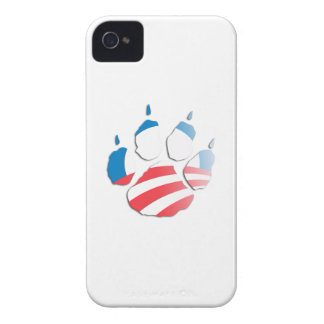 OBAMA PAW.png Case-Mate Blackberry Case