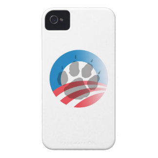OBAMA PAWS -.png Blackberry Cases