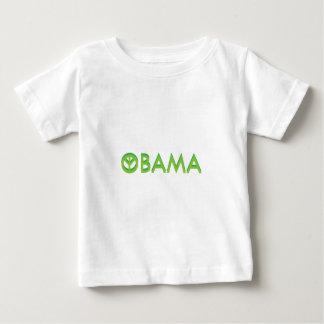 OBAMA-PEACE BABY T-Shirt